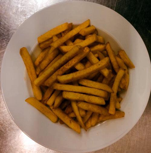 Portion Pommes